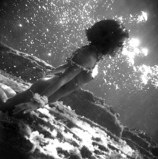 Serge de Sazo- L'iles aux sinènes, 1950