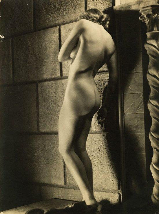 Elio Luxardo - Nudo di donna, ca. 1930, Galleria Luxardo, Roma