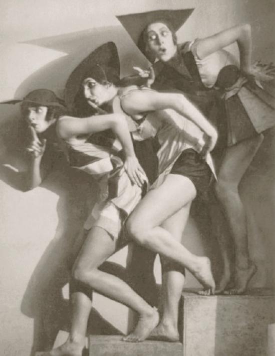 Anonyme- Gertrud Bodenwieser,Jazzband Parodie, 1930's © Kunsthistorisches Museum Vienna
