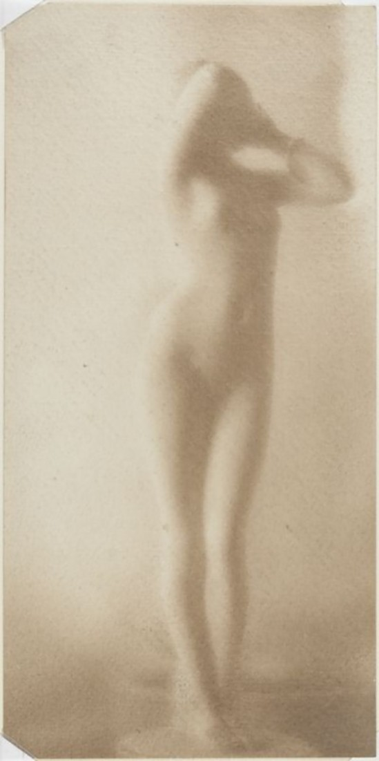Clarence H. White- Nude, 1900s