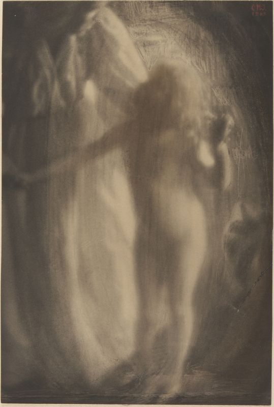 Clarence H. White- Study - Mother and Child, 1900-1910