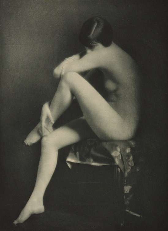 Madame D'Ora- The Dancer Rigmor Rasmussen, phtogravure, ca. 1927