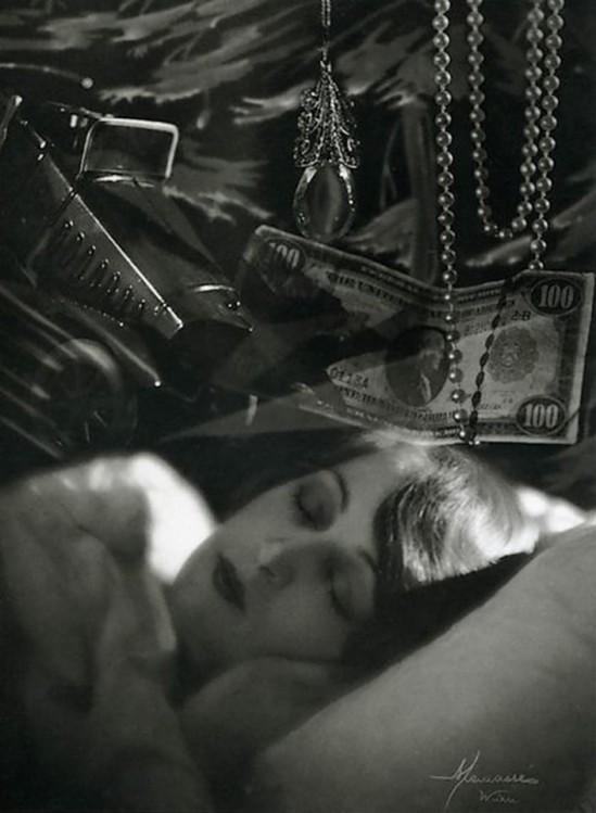 Atelier Manassé- Rêve Doré,1926