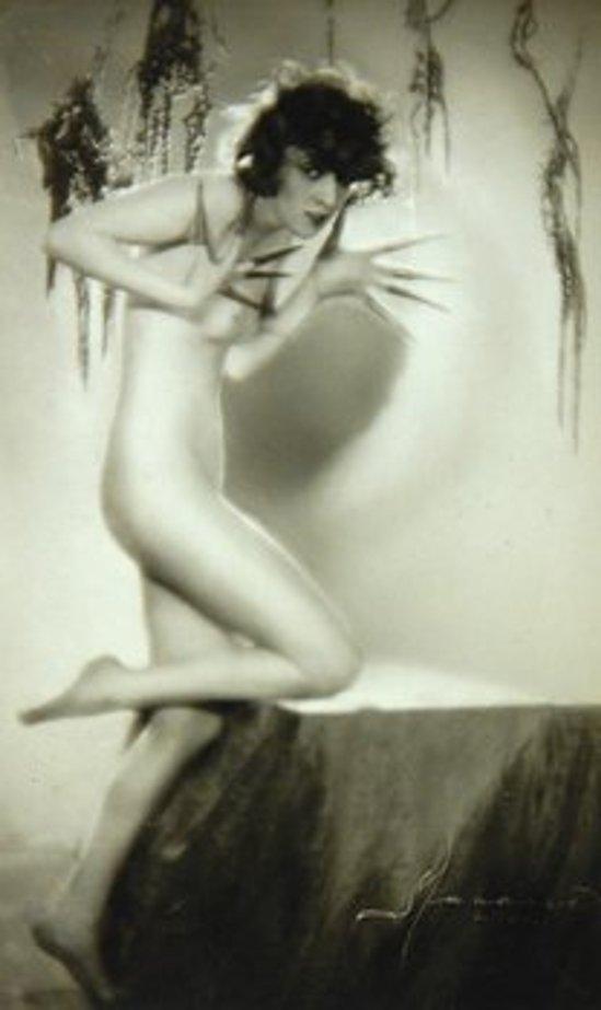 Manassé la cruauté (nosferatu)gelatin silver print, circa 1930