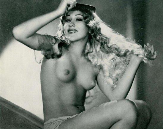 Manasse Foto-Salon- Akt #03 vintage photogravure1930