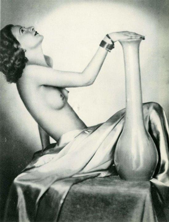 Manasse Foto-Salon- Akt #04 vintage photogravure1930