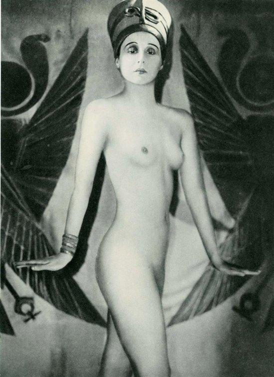 Manasse Foto-Salon . Akt #05. Original vintage photogravure. c1930.