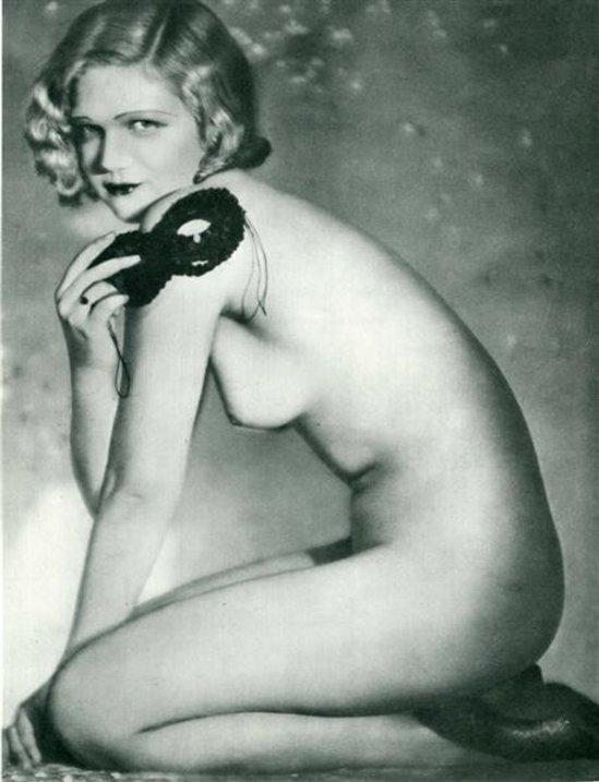 Manasse Foto-Salon- Akt #06 vintage photogravure1930