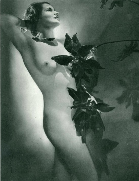 Manasse Foto-Salon- Akt #07vintage photogravure1930