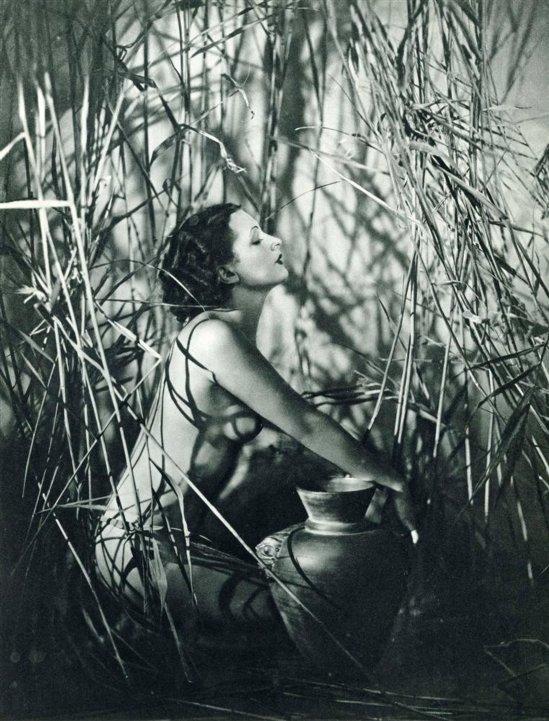 Manasse Foto-Salon- Akt #10, vintage photogravure1930