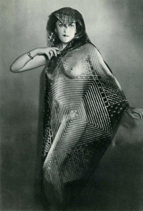 Manasse Foto-Salon- Akt #11 vintage photogravure1930
