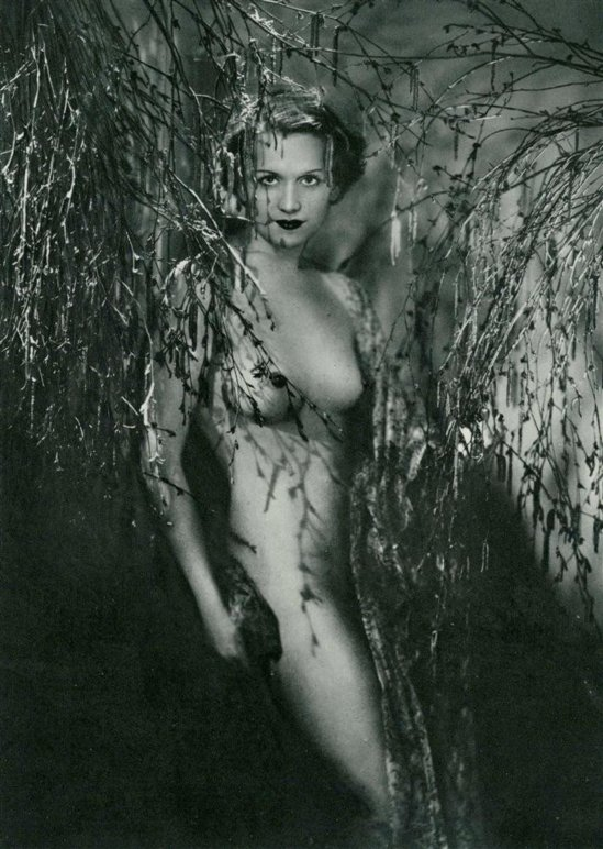 Manasse Foto-Salon- Akt #13, vintage photogravure1930
