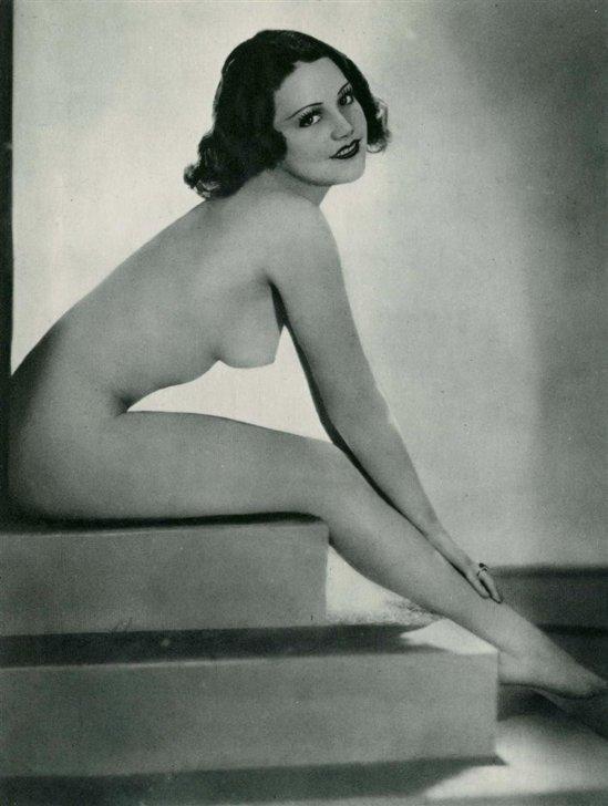 Manasse Foto-Salon- Akt #02 vintage photogravure 1930