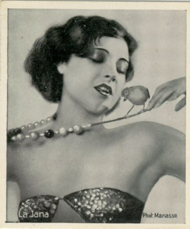 Studio Manasse La Jana . 1930